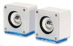 Obrázok produktu Manhattan Speakers 2750 Series, USB, biele