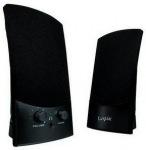 Obrázok produktu LOGIC reproduktory LS-10 čierne [ 2.0 stereo ]