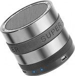 Obrázok produktu TRACER KROSS, 3W, Bluetooth, kovový čierny,