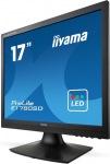 """Obrázok produktu iiyama E1780SD-B1 17"""", LED, 1280x1024, VGA, DVI-D, Repro"""