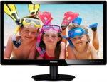 """Obrázok produktu Philips 193V5LSB2 18,5"""", W-LED, 1366x768, VGA"""