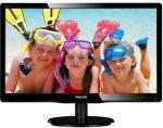 "Obrázok produktu Philips 220V4LSB/00 22"", W-LED, 1680x1050, DVI-D, VGA"