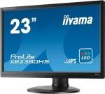 """Obrázok produktu iiyama XB2380HS-B1 23"""", LED IPS, FullHD, VGA, DVI-D, HDMI, Repro, Pivot"""