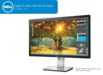 "Obrázok produktu Dell P2715Q, 27"" 4K 3H-IPS, HDMI DP"