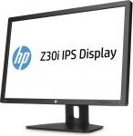 "Obrázok produktu HP Z30i 30"", LED IPS, 350 cd/m², 2560x1600, DP, HDMI, VGA, DVI-D, Pivot"