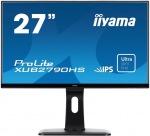 """Obrázok produktu iiyama XUB2790HS 27"""", LED IPS, FullHD, VGA, DVI-D, HDMI, Pivot, Repro"""