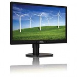 "Obrázok produktu Philips 241B4LPYCB, 24""W-LED, FullHD, VGA, DVI-D, DP, USB, Pivot, Repro"