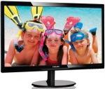 "Obrázok produktu Philips 246V5LSB 24"", W-LED, FullHD, VGA, DVI-D"