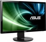 "Obrázok produktu Asus VG248QE, 24"",WLED, FullHD 3D, 1 ms, HDMI, DP, DVI-D, Repro"