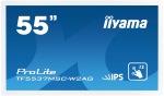 "Obrázok produktu 55"" LCD iiyama TF5537MSC-W2AG - open frame, IPS, 12ms, 1100:1, 500cd, repro, dotykový"