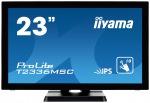 "Obrázok produktu 23"" LCD iiyama T2336MSC-B2 - multidotekový,  FullHD,  IPS,  kapacitní,  USB"