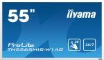 "Obrázok produktu 55"" LCD iiyama ProLite TH5565MIS-W1AG -IPS, 20dotyk.bodů, 12ms, 1100:1, 400cd, FHD, 2"