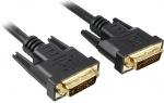 Obrázok produktu PremiumCord DVI-D propojovací kabel, dual-link, DVI(24+1), MM,  10m
