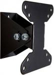 """Obrázok produktu 4World 07440, sklopný držiak pre LCD 10-22"""" do 20kg, čierny"""