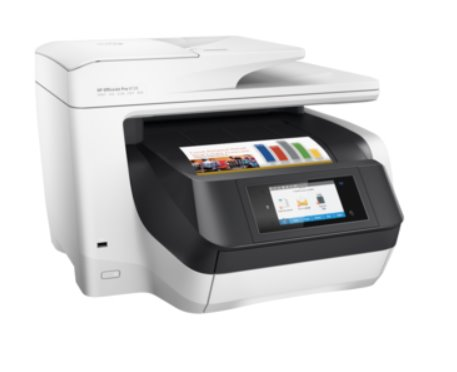 HP OfficeJet Pro 8725 All-in-One Printer - M9L80A#625