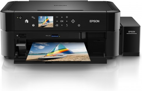 EPSON L850,  A4,  5 ppm,  6 ink ITS  - C11CE31401