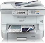 Obrázok produktu Epson WorkForce Pro WF-8590DWF,  A3+,  All-in-One,  NET,  duplex,  ADF,  Fax,  Wifi