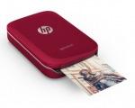 Obrázok produktu HP Sprocket Photo Printer červená