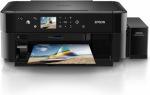 Obrázok produktu EPSON L850,  A4,  5 ppm,  6 ink ITS + 2 x 40 listů fotopapíru zdarma