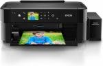 Obrázok produktu EPSON L810,  A4,  5 ppm,  6 ink ITS + 2 x 40 listů fotopapíru zdarma