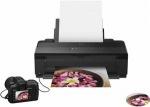 Obrázok produktu Epson Stylus Photo 1500W, A3+, WiFi, tlač na CD/DVD, duplex