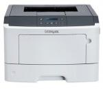 Obrázok produktu Lexmark MS417dn,  mono laser,  1200dpi,  38ppm,  256MB,  800MHz,  USB, Duplex, GLan, PP