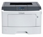 Obrázok produktu Lexmark MS617dn,  mono laser,  1200dpi,  38ppm,  256MB,  800MHz,  USB, Duplex, GLan, PP