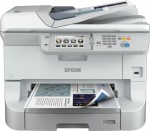 Obrázok produktu EPSON WorkForce Pro WF-8590DTWF (220V) + 2x XXL černý inkoust zdarma