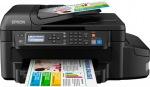 Obrázok produktu EPSON L655,  A4,  4800x1200dpi, 33 / 20 ppm,  USB ITS
