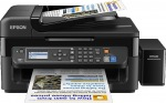 Obrázok produktu Epson L565, A4, color All-in-One, Fax, ADF, USB, LAN