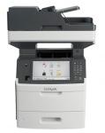 Obrázok produktu Lexmark MX711dhe,  mono laser MFP,  40ppm, 2400 dpi,  1GB,  800MHz,  USB,  GLan,  Duplex,
