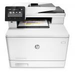 Obrázok produktu HP Color LaserJet Pro MFP M477fnw  / 27ppm,  Wifi