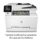 Obrázok produktu HP Color LaserJet Pro MFP M280nw