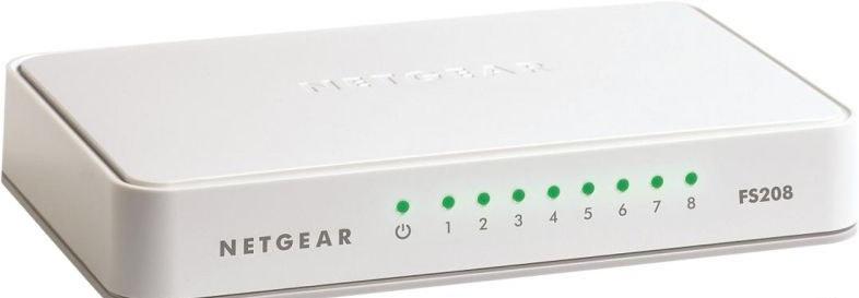 Netgear FS208 - FS208-100PES