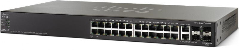 Cisco SF500-24 - SF500-24-K9-G5