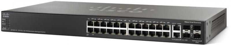 Cisco SG500X-24 - SG500X-24-K9-G5