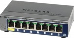 Obrázok produktu Netgear Prosafe GS108Tv2, switch, 8x, 1Gb/s