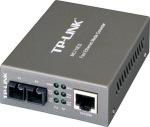 Obrázok produktu TP-Link MC110CS, konvertor, 100Mb/s SC na 100Mb/s RJ45