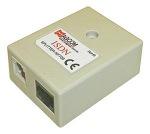 Obrázok produktu WELL AIF709, ADSL/VDSL, 2xRJ-11, 1xRJ-45