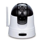 Obrázok produktu D-Link DCS-5222L IP Wireless N HD Day & Night PTZ Camera, H.264, MJPEG, IR LED, ICR, M