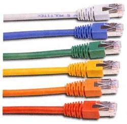CNS patch kábel RJ45 - PKU5E-005-YL