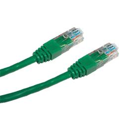CNS patch kábel Cat5E - PKU5E-010-GN