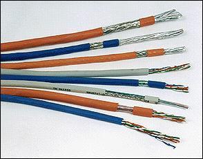 Datacom kábel návin -
