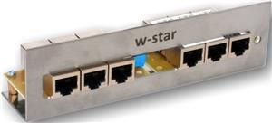 Plech pro uchycení 1 ks power panelu - WS-DR-PWP8