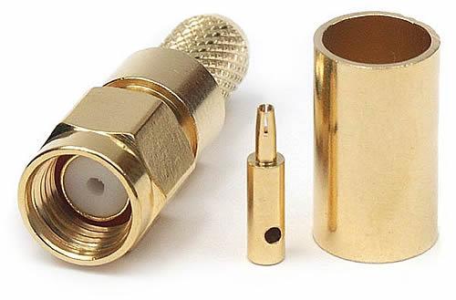 konektor rSMA Male (dírka -