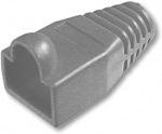 Obrázok produktu Dtacom krytka pre konektor RJ45, šedá, 100ks