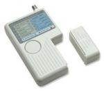 Obrázok produktu Intellinet tester na LAN káble, RJ-11, RJ-45, USB