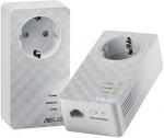 Obrázok produktu ASUS DUO Home Plug AV 600Mbps Powerline Adapter (2 pcs)