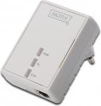 Obrázok produktu Digitus PowerLine AV DN-15026, 200Mbps, 1x100Mbit, 1ks