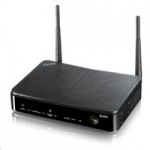 Obrázok produktu ZyXEL SBG3300-N, VPN gateway, Firewall, Wi-Fi, ADSL2+, USB